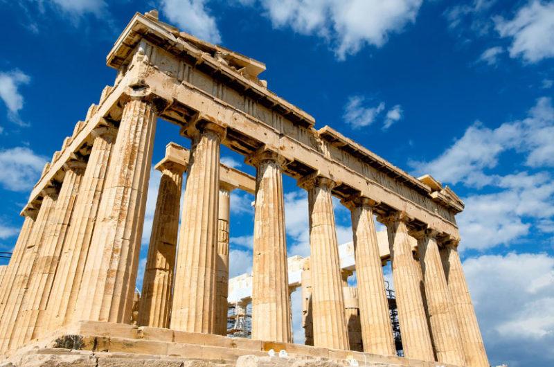 Parthenon Greece