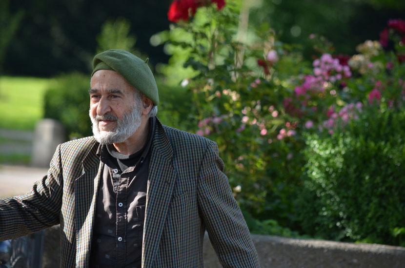 Old Iranian Man