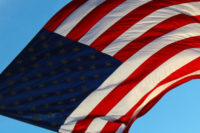 Naturalization & Citizenship - American Flag