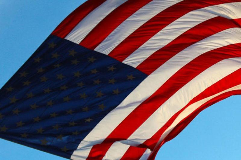 Naturalization & Citizenship - American Flag