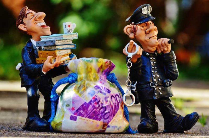 Unpaid Taxes - Citizenship Application