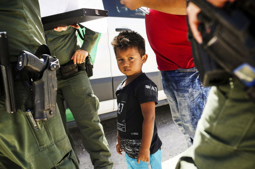 Immigrant Children at the Border