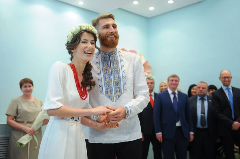 Lawful Status for Married Ukrainian Couple