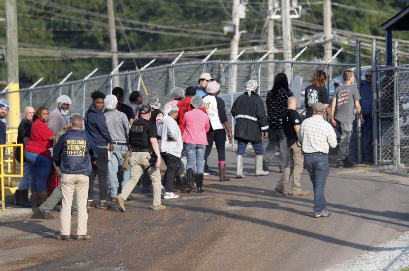 Immigration Employer Sanction