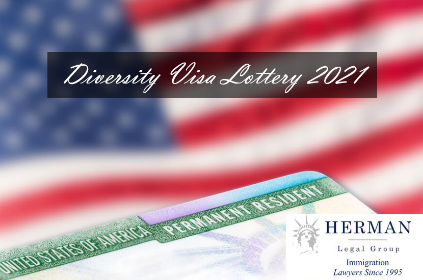 Diversity Visa Lottery 2021