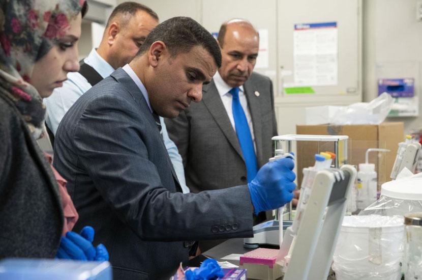 Iraqi Scientist
