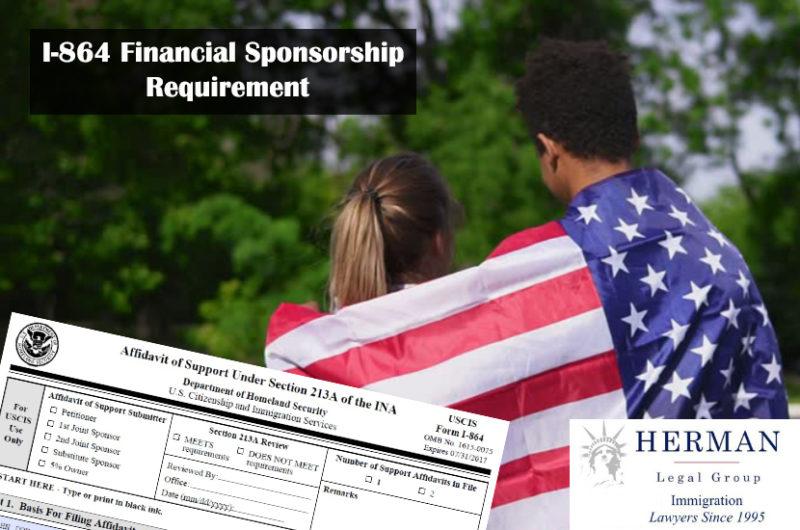 I-864 Financial Sponsorship Requirement