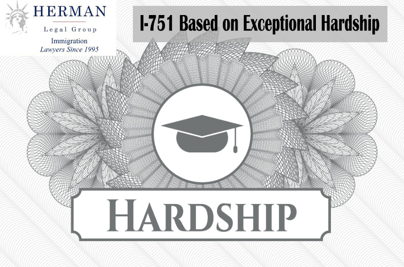 Exceptional Hardship