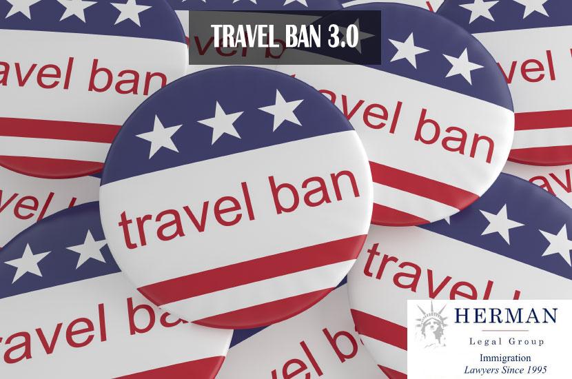 Travel Ban 3.0