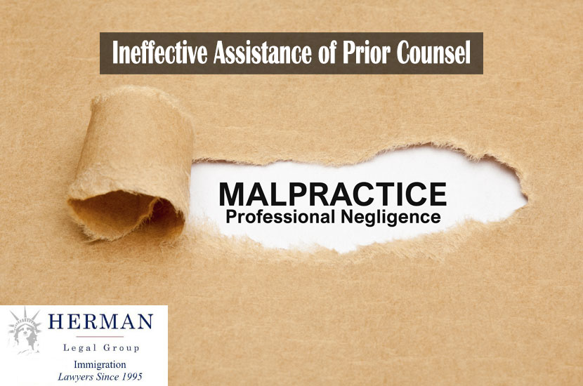 Text Malpractice Professional Negligence appearing behind ripped brown paper
