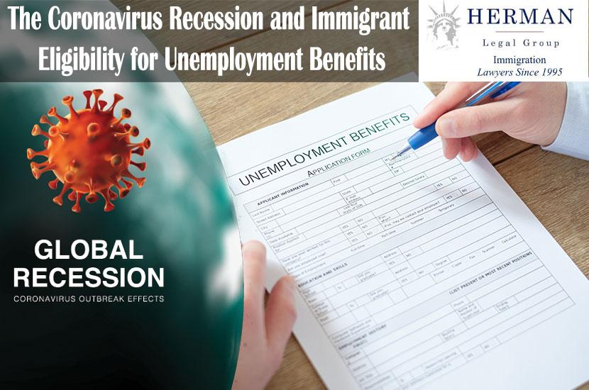Coronavirus Recession - Unemployment Benefits