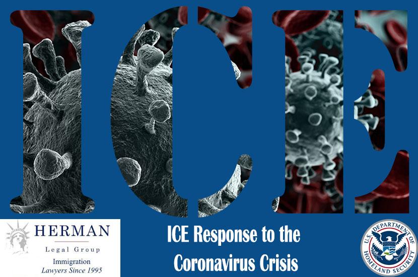 ICE Response Coronavirus Crisis