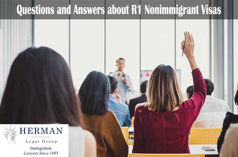 Woman raising hand for asking speaker for question and answer concept in meeting room for seminar
