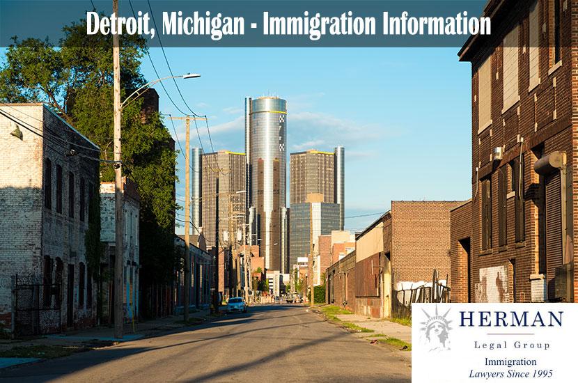 Detroit, Michigan, Landscape