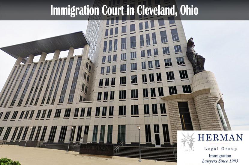 Cleveland Immigration Court