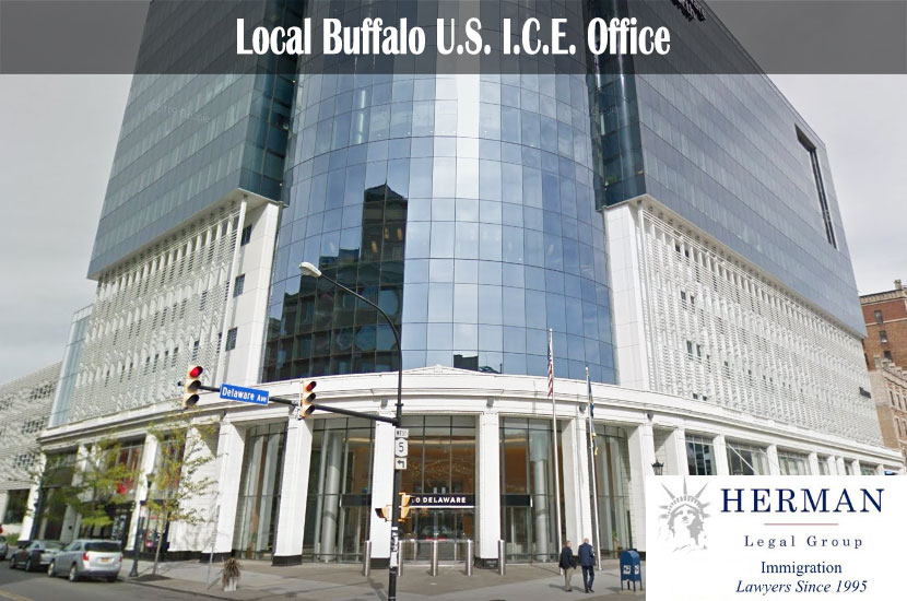 ICE Office in Buffalo, MI