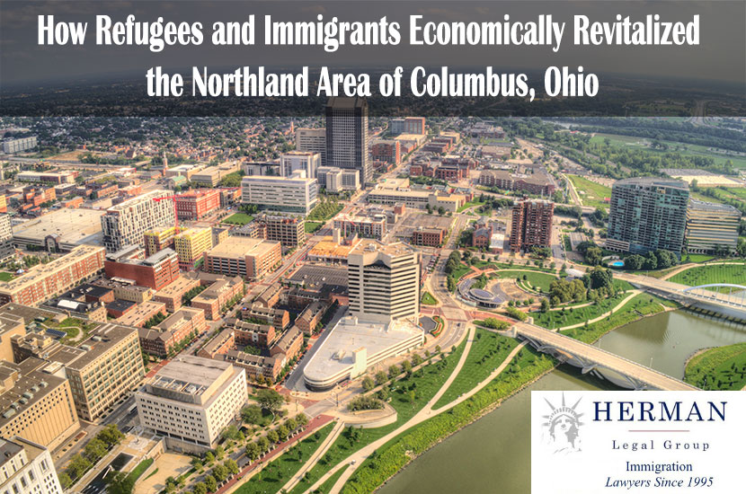 Columbus is a City in central Ohio